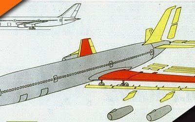 Cięcie wodą – zastosowanie w przemyśle lotniczym